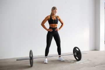 linn lowes barbell