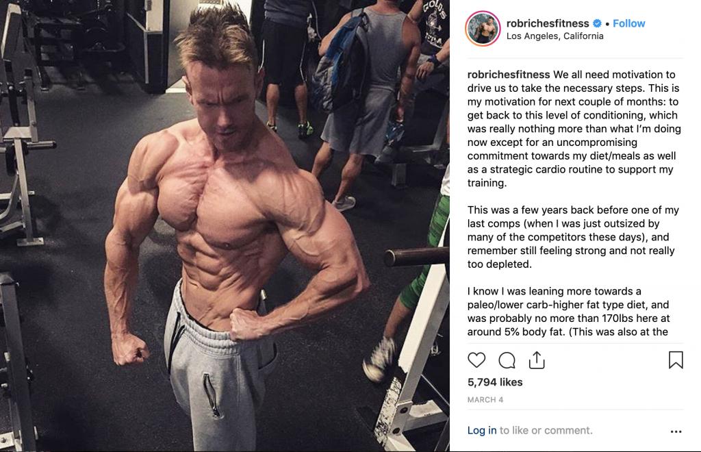 Top 10 Fitness Instagram Accounts For Men