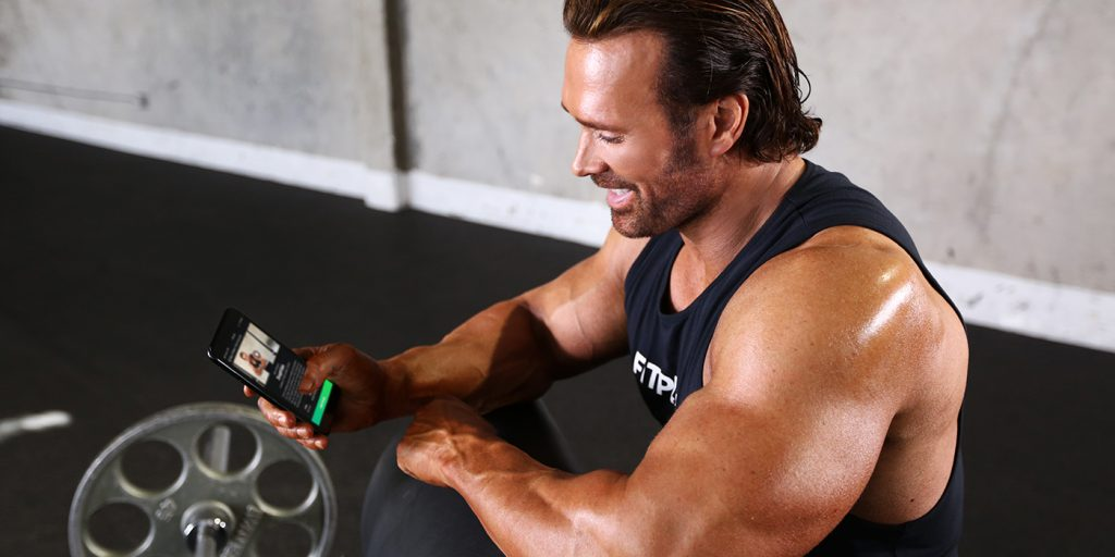 5 Reasons to Work Out with a Fitness App   Fitplan